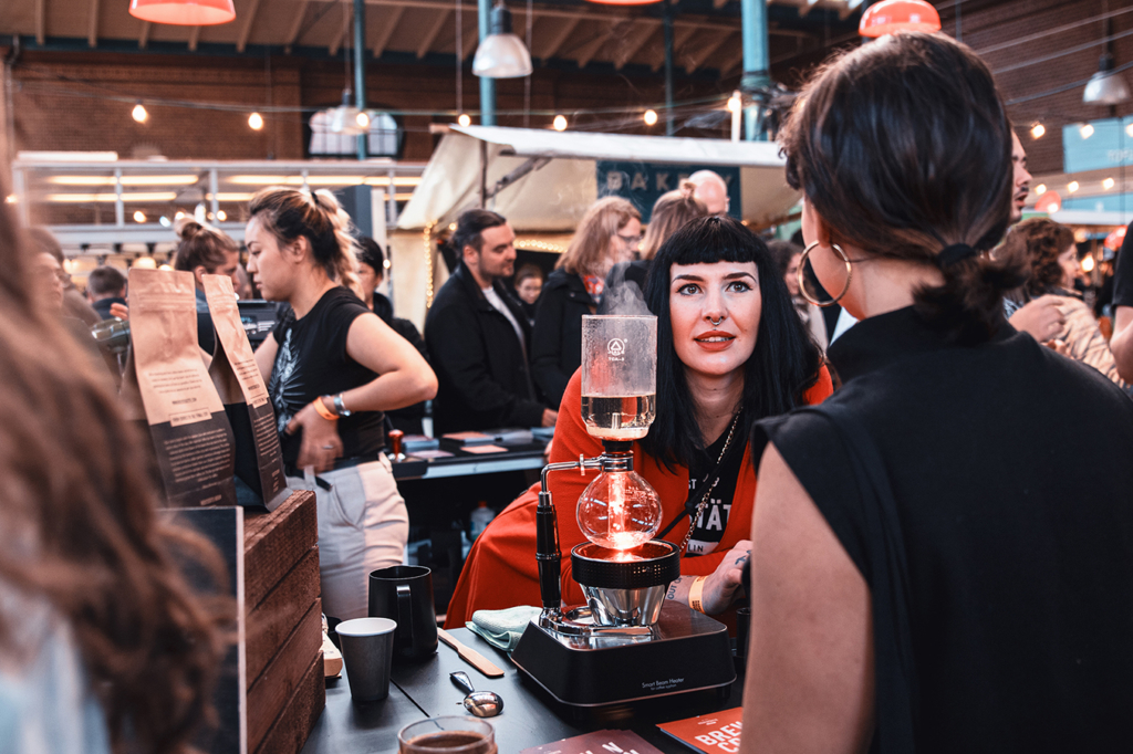 Berlin Coffee Festival 2019 by Yvonne Hartmann - event photographer berlin