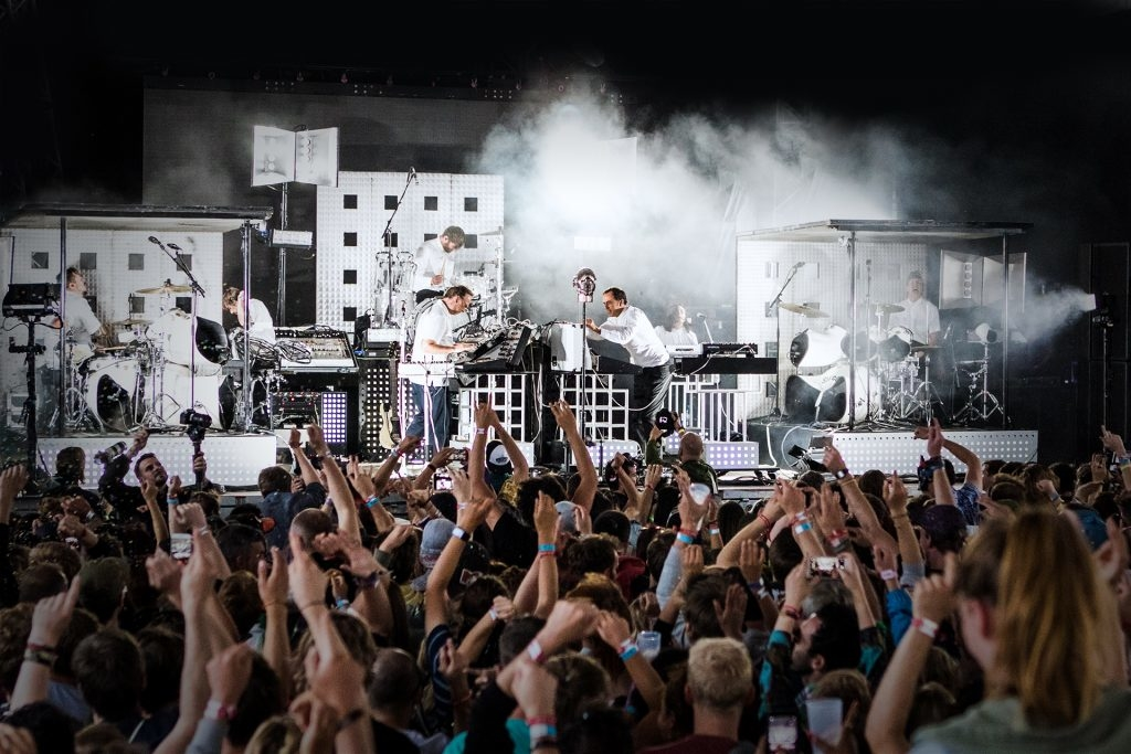 Soulwax live at Melt! Festival 2017 by Yvonne Hartmann