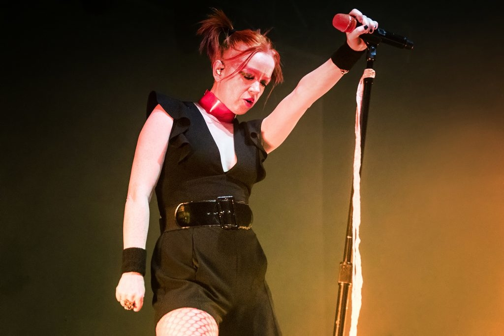 Garbage live at AStra Berlin by Yvonne Hartmann