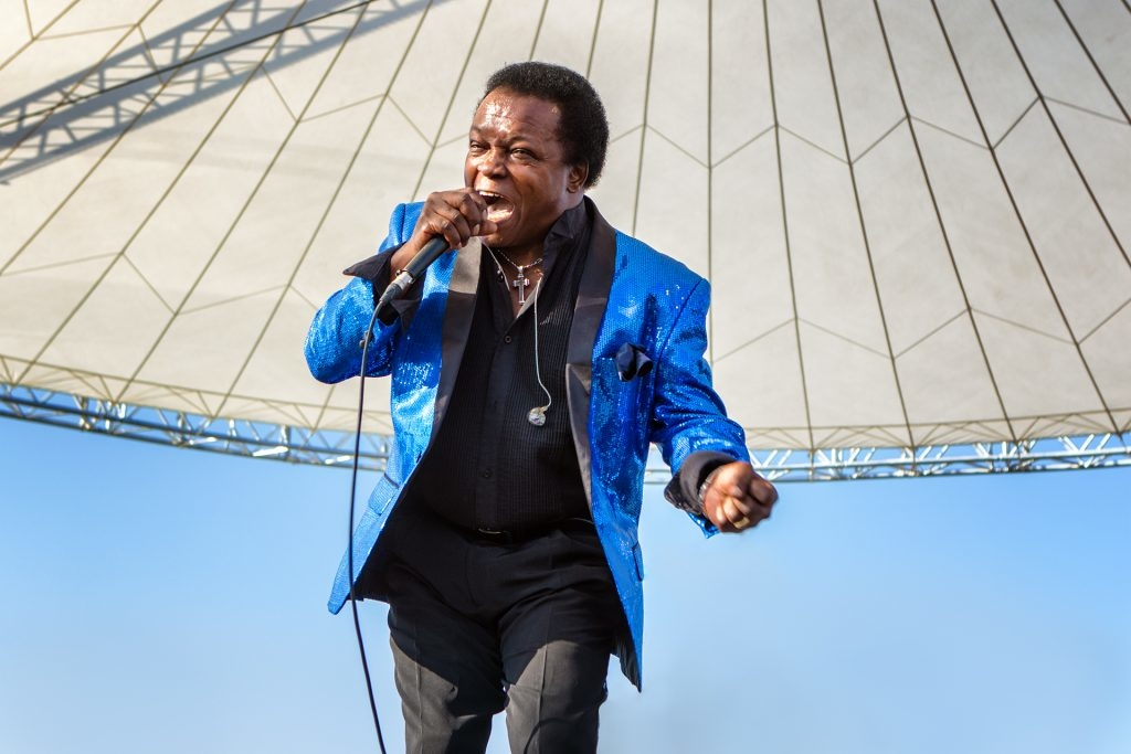 Lee Fields live at Primavera Sound Festival 2018 by Yvonne Hartmann