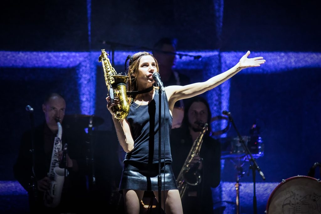 PJ Harvey live at Sziget Festival 2017 by Yvonne Hartmann
