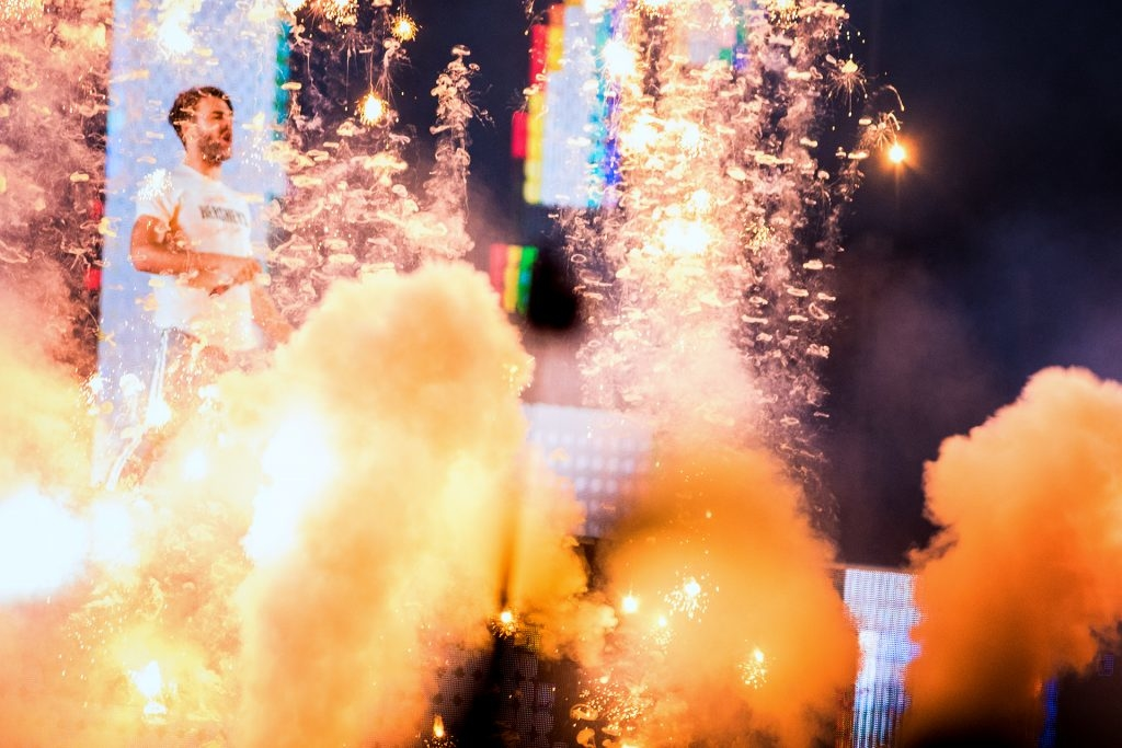 The Chainsmokers live at Sziget Festival 2017 by Yvonne Hartmann