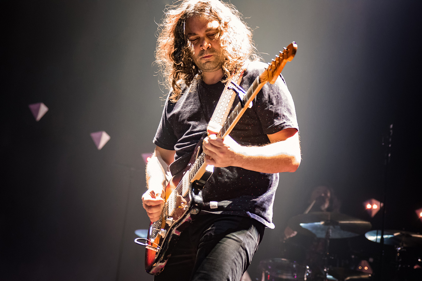 The War On Drugs live at Verti Music Hall by Yvonne Hartmann