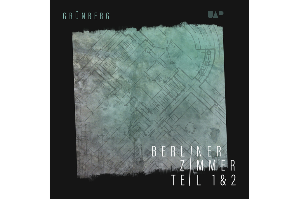 Record cover design for Grünberg