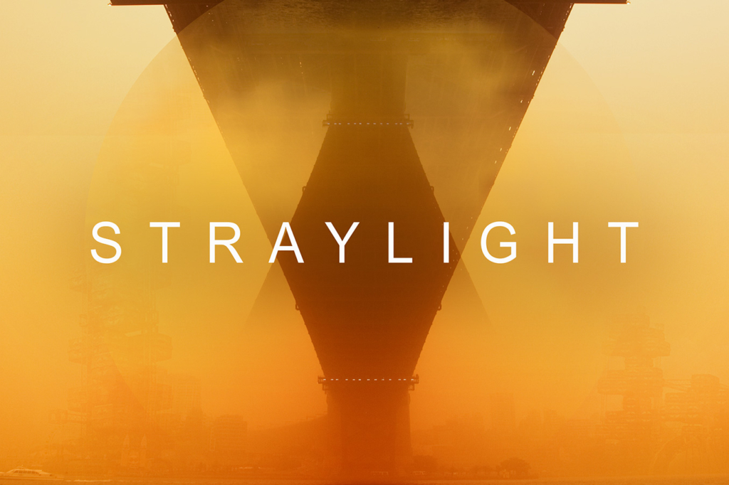 Artwork design for a Native Instruments' Straylight by Yvonne Hartmann - product artwork