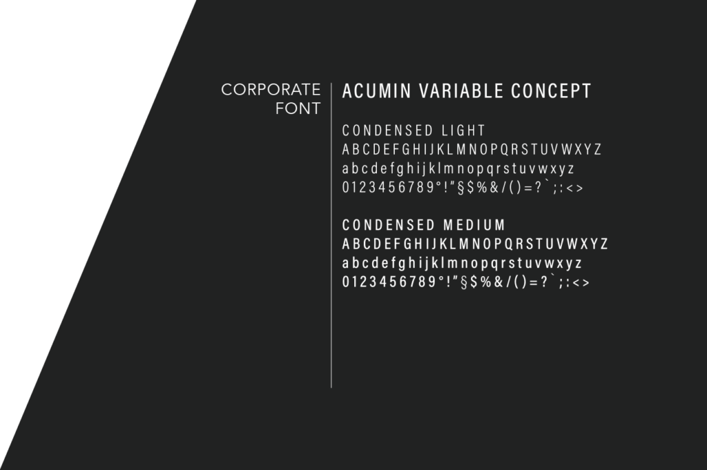 Corporate design for techno label AVVUD Music by Yvonne Hartmann