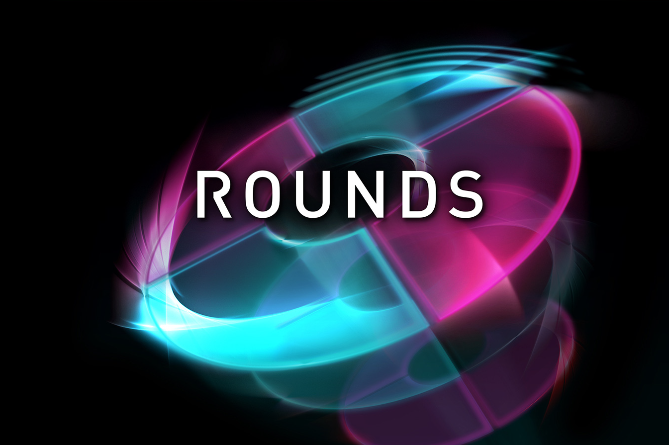 Artwork design for a Native Instruments' Rounds by Yvonne Hartmann - product artwork