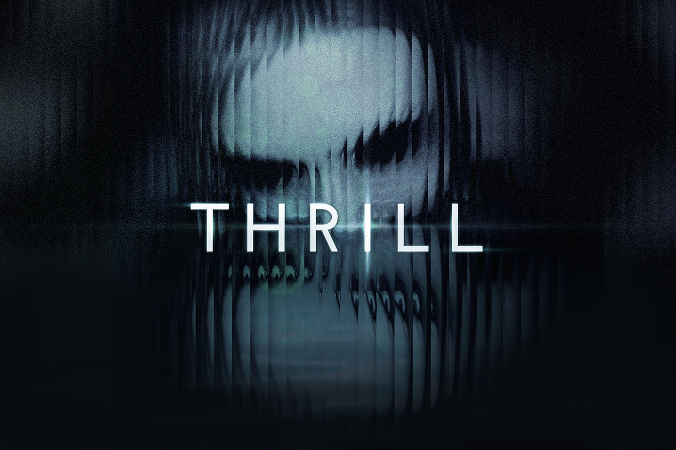 Artwork design for a Native Instruments' Thrill by Yvonne Hartmann - product artwork